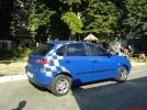 Арт-тюнинг авто метализированной плёнкой