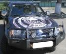 Оклейка авто BLS