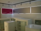 Настенные панели со светодиодной подсветкой