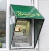 Козырёк для банкомата вандалоустойчивый