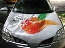 Арт-тюнинг авто плёнкой с дизайнерским рисунком