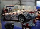 Арт-тюнинг авто плёнкой с рисунком