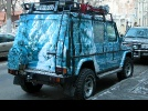 Арт-тюнинг авто плёнкой с полноцветом