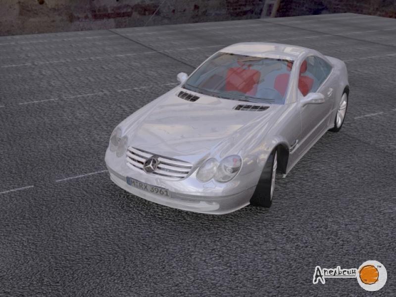 3D моделирование и визуализация 42