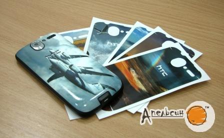 Наклейки на мобильные телефоны